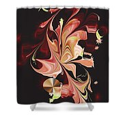 No. 549 Shower Curtain