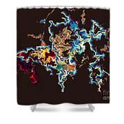 No. 557 Shower Curtain