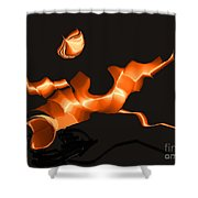 No. 568 Shower Curtain