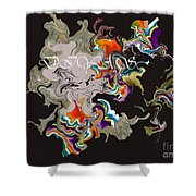 No. 569 Shower Curtain
