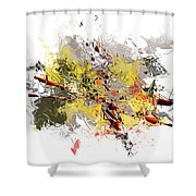No. 572 Shower Curtain