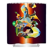 No. 573 Shower Curtain