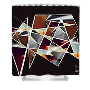 No. 574 Shower Curtain