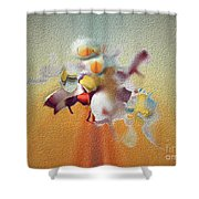 No. 624 Shower Curtain