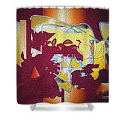 No. 626 Shower Curtain