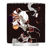 No. 629 Shower Curtain