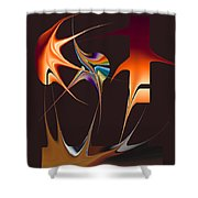 No. 632 Shower Curtain