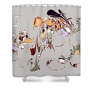 No. 636 Shower Curtain