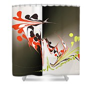 No. 641 Shower Curtain