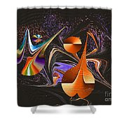 No. 642 Shower Curtain