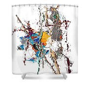 No. 645 Shower Curtain