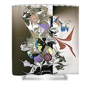 No. 647 Shower Curtain