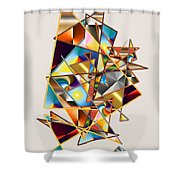 No. 648 Shower Curtain