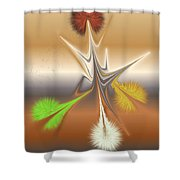 No. 688 Shower Curtain