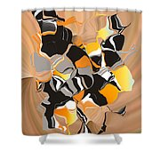 No. 702 Shower Curtain