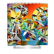 No. 725 Shower Curtain