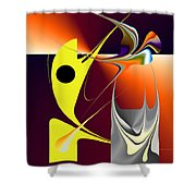 No. 726 Shower Curtain