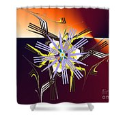 No. 728 Shower Curtain