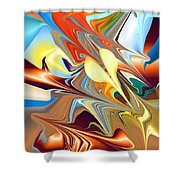 No. 740 Shower Curtain