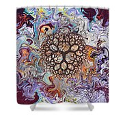 No. 746 Shower Curtain