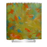 No 75 Shower Curtain