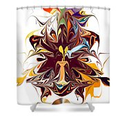No. 769 Shower Curtain