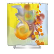 No. 776 Shower Curtain