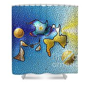 No. 790 Shower Curtain