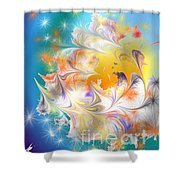 No. 795 Shower Curtain
