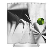 No. 803 Shower Curtain