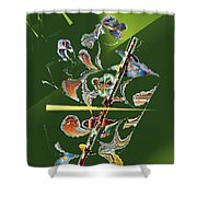 No. 813 Shower Curtain