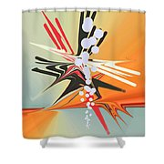 No. 815 Shower Curtain