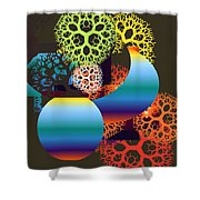 No.  817 Shower Curtain