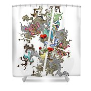 No. 822 Shower Curtain