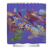 No. 826 Shower Curtain