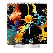 No. 830 Shower Curtain