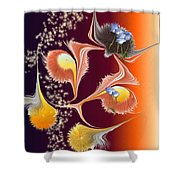 No. 835 Shower Curtain