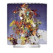 No. 837 Shower Curtain
