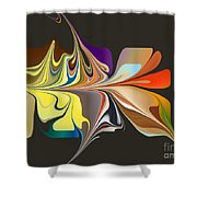 No. 838 Shower Curtain
