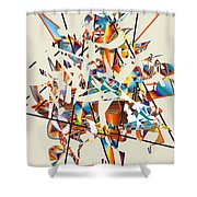 No. 916 Shower Curtain
