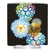 No. 917 Shower Curtain