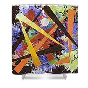 No. 919 Shower Curtain