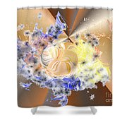 No. 924 Shower Curtain