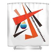 No. 926 Shower Curtain