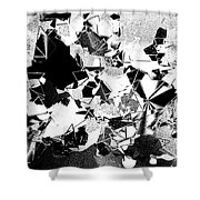 No. 929 Shower Curtain