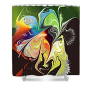 No. 932 Shower Curtain