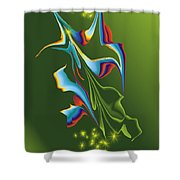 No. 954 Shower Curtain