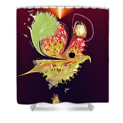 No. 957 Shower Curtain