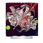 No. 964 Shower Curtain