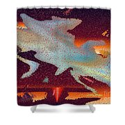 No. 988 Shower Curtain